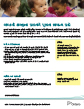 Gujarati – Common questions to ask a child care provider
